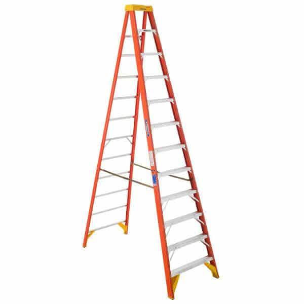Fiberglass Step 16' Ladder Rental Newnan GA