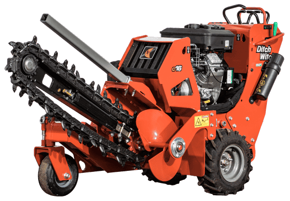 Trencher Ditch Witch RT16 Newnan GA