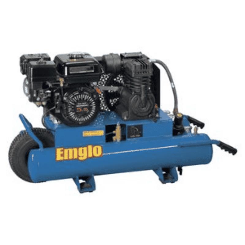 5 HP Portable Gas Air Compressor Rental Newnan GA