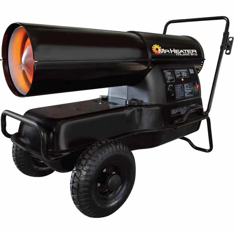 Heater Kerosene 175K BTU Rental Fayetteville GA